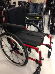 TiLite Wheelchair1