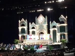 Tulane Graduation
