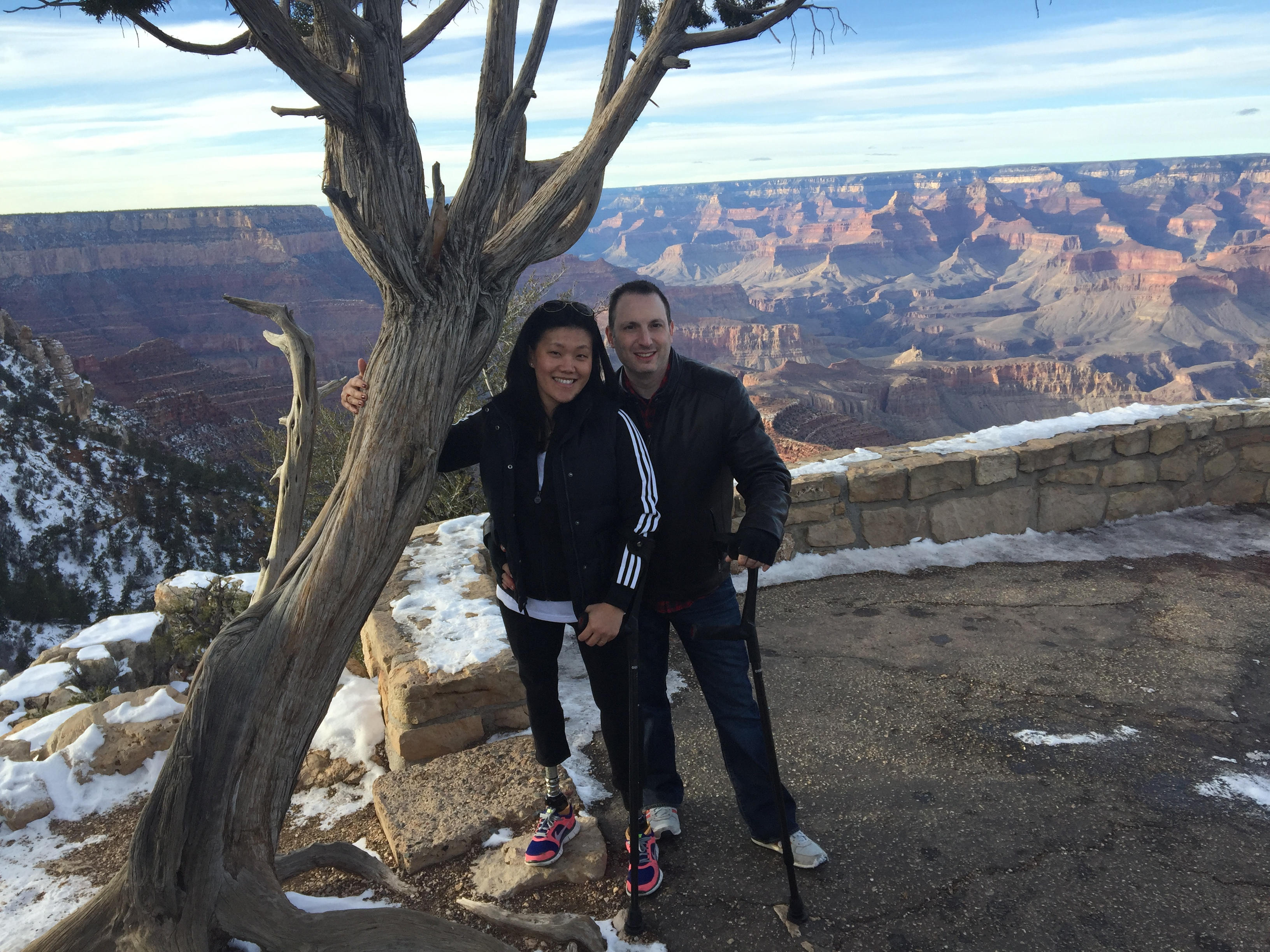 Me & Ben at the Grand Canyon