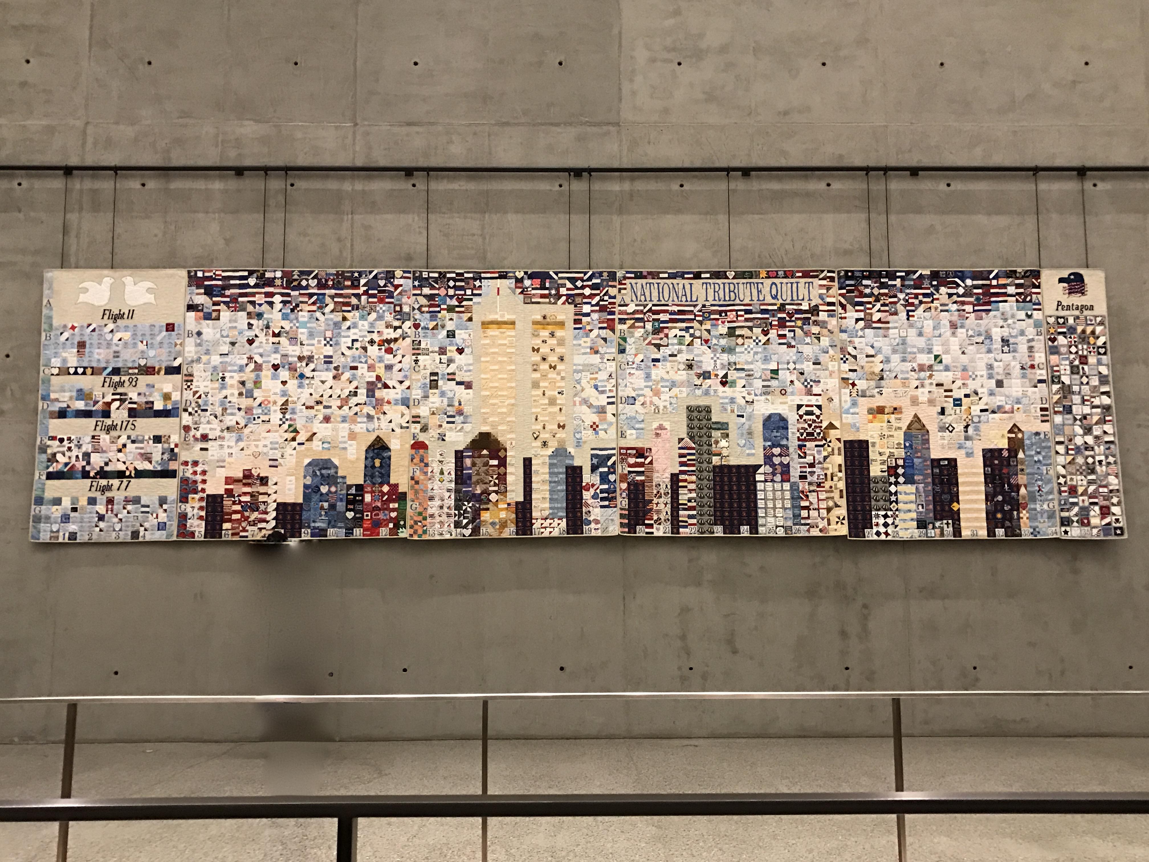 9/11 Museum Quilt