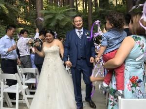 Mr. & Mrs. Scott and Klara Lee