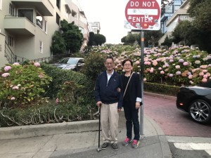 Mom & Pops on Lombard Street